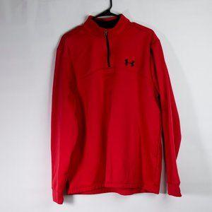 Under Armour pull over half zipper sweatshirt